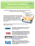 http://www.nbss.ie/sites/default/files/publications/web_tools_for_learning_and_literacy_2_low_res.pdf
