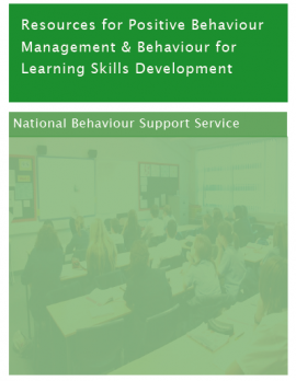 This NBSS publication outlines books, resources and programmes that are available and can support and inform the development of behaviour for learning skills, positive approaches to classroom management, as well as school-wide strategies to promote positive behaviour.