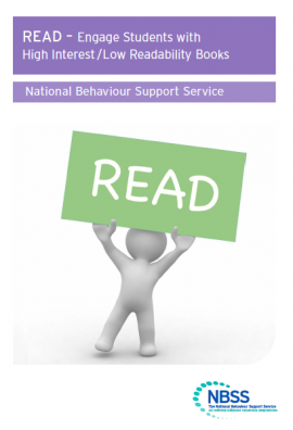 This NBSS resource provides information on high interest/low readability fiction and non-fiction texts, as well as titles related to subject specific topics.