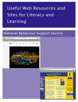 This NBSS resource provides an overview of websites that can support the development of key reading and learning skills.