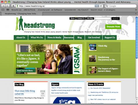 Headstrong | NBSS
